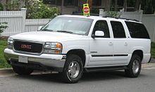Chevrolet Suburban - Wikipedia