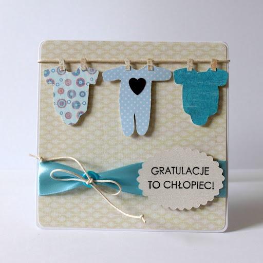 little baby card