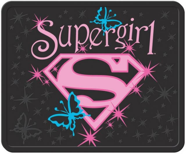 Of course it's pink!!!: Pink Supergirl, Pretty Pink, Super Pink, Pink Things, Dc Comic, Supergirl Dc, Girly Girls, Supergirl Butterflies, Super Girls