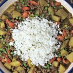Easy Beef Curry Recipe With Hot Rice