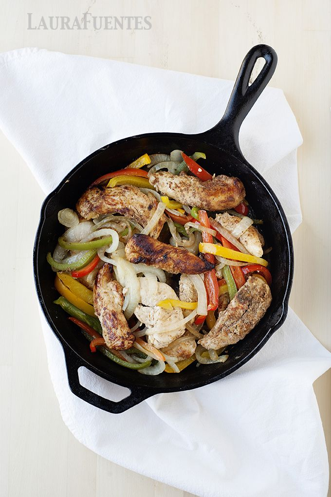 how to make fajitas at home