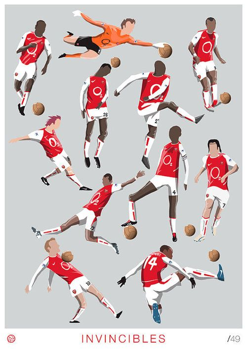 Invincibles Print by Dan Leydon