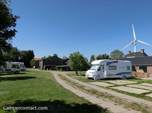 Camperplaats Workum (Familie Abma) | Campercontact