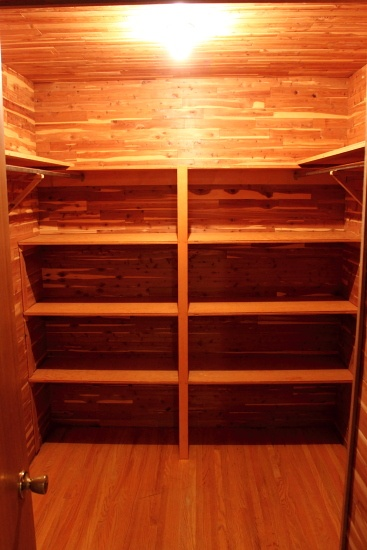 Now This Is A Closet Cedar AND Walk In Google Image Result For