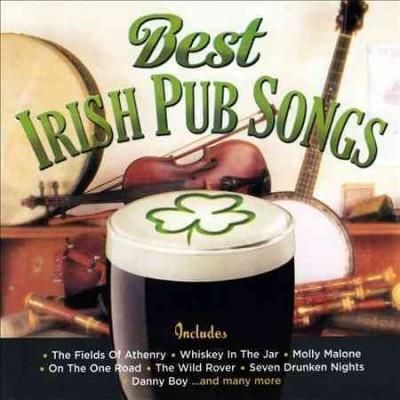 """In the company of some of the finest musicians, raise your glass, sing along and enjoy the craic. Slainte! 17 classics including """"Danny Boy,"""" """"Whiskey In A Jar,"""" """"The Wild Rover"""" and more."""
