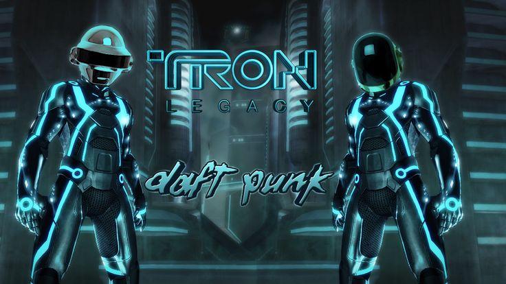 daft punk    Daft Punk:: Tron: Legacy