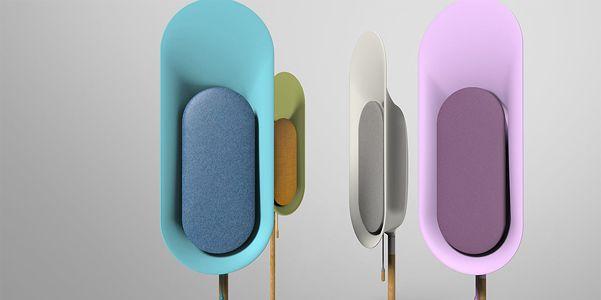 Oli, gli speakers di design di Appart