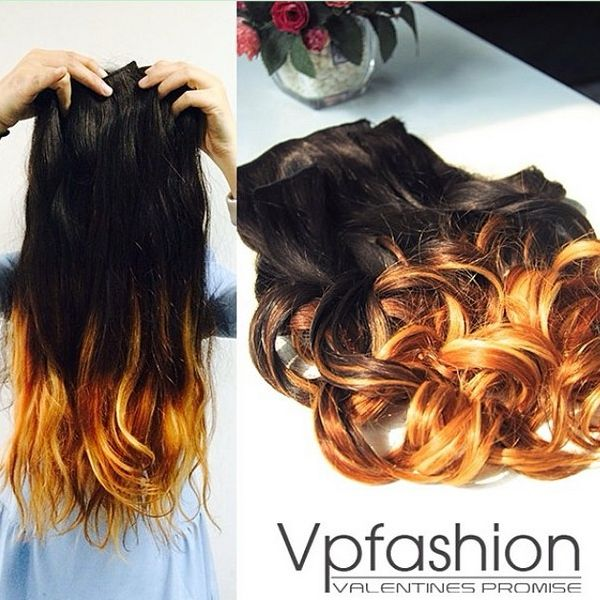 le extension dei capelli ombre 2014 da vpfashion