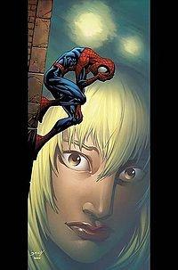 """""""Ultimate Series"""" Teenage Gwen Stacy"""