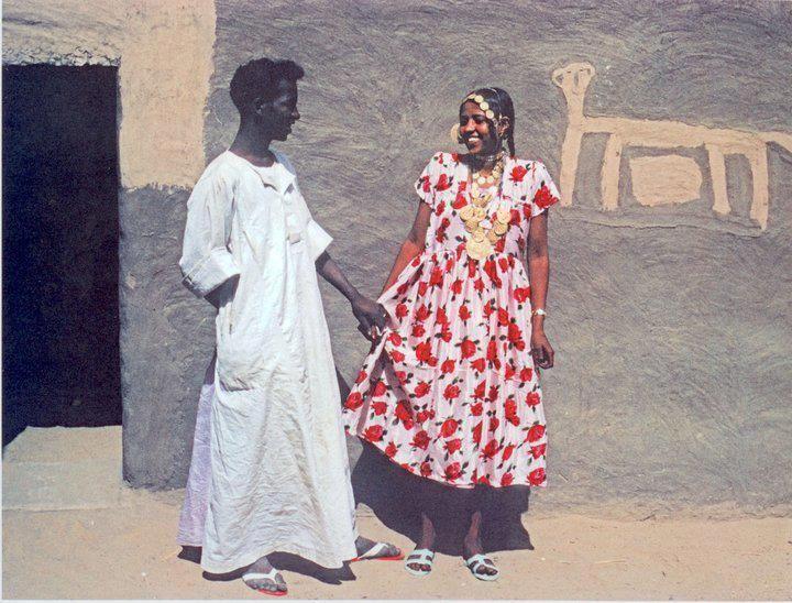 Nubian.
