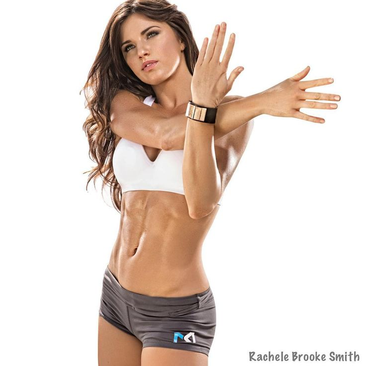 Show me the Abs — Rachele Brooke Smith | Rachele Brooke