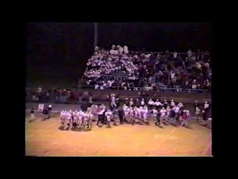 """Travis Jones Story - Part 6: Fat Friday 1995 and """"The Kick Heard Around the County"""" ...... very heartwarming and inspirational !!"""