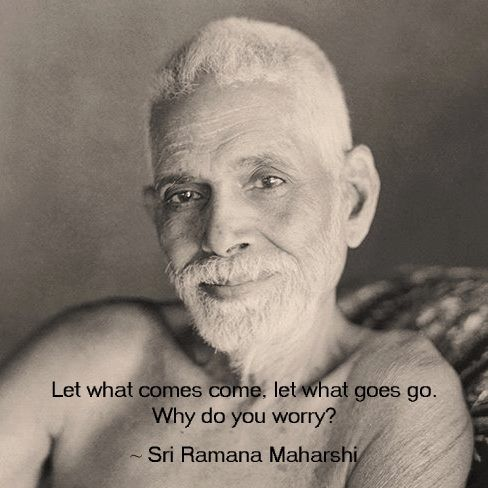 """You know that you know nothing. Find out that knowledge."" — Sri Ramana Maharshi"