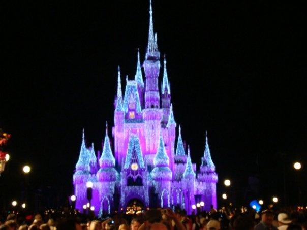 Disneyland and my dream?