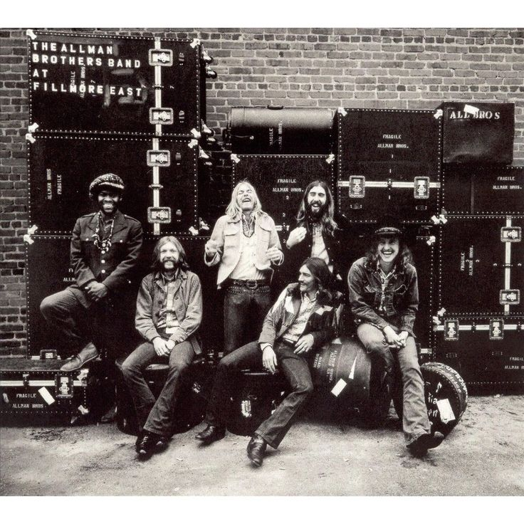 The Allman Brothers Band - At Fillmore East (Deluxe Edition) (CD)