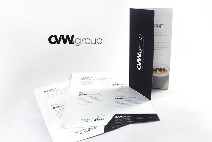 CVW Group - Brochure & Flyer Design - Graphic Design Perth - www.cvwcreative.com.au - 08 9219 1300