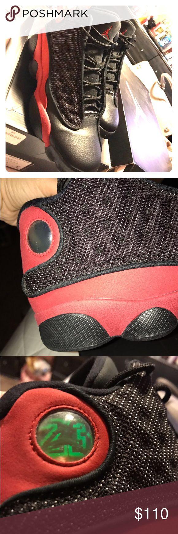 Jordan 13 Breds GS size 6.5 Retro 13 Jordan shoes excellent condition no major flaws at all Jordan Shoes Sneakers