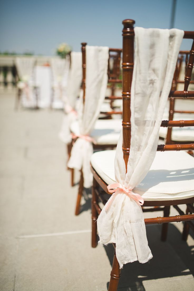 decorating chairs for wedding 15 best images about ceremony seating ideas on 3363