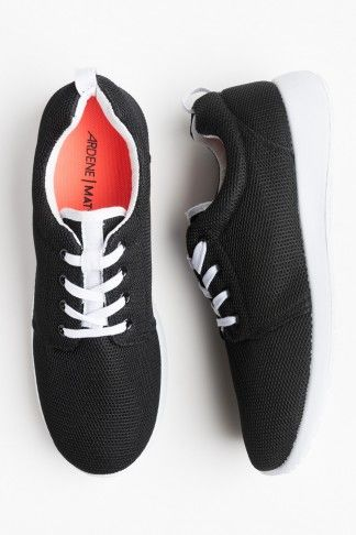 Black running shoes - Shoes