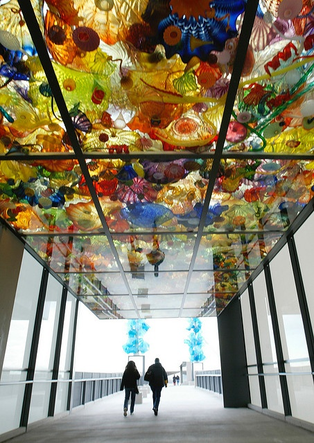 Tacoma bridge of glass | Tacoma-Bridge of Glass-Seaform Pavilion | Flickr - Photo Sharing!