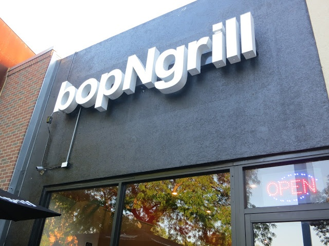 *: Chicago: bop N grill   6604 N Sheridan Rd (between Albion Ave & North Shore Ave) Chicago, IL 60626 Neighbourhood: Rogers Park