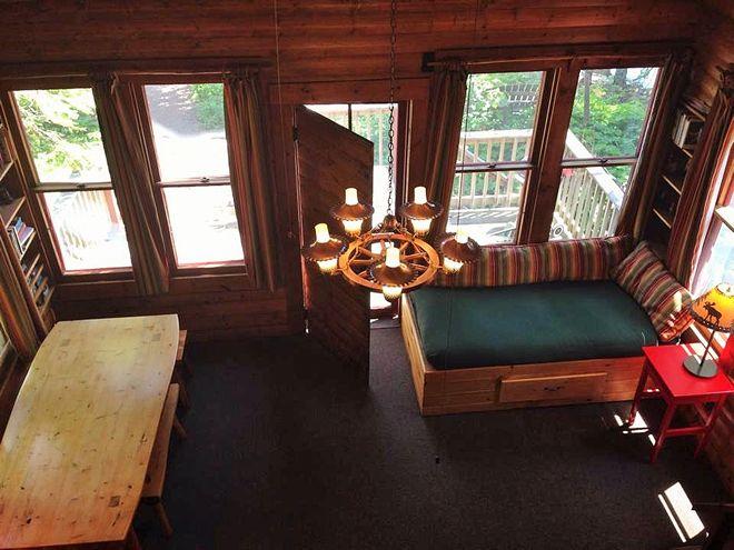 Balcony House Cabin, KOENEKE SHOREDGE RESORT, LUTSEN ...