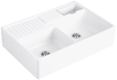 Sink unit Butler sink, Kitchen module, Modules $2615-2754 depending on number of holes drilled.