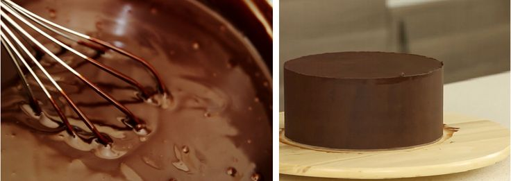Browny's Cakes : Recipe: How to make Ganache (YouTube video)