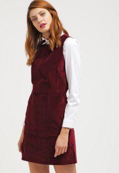 GAP - Vestito estivo - bell burgundy