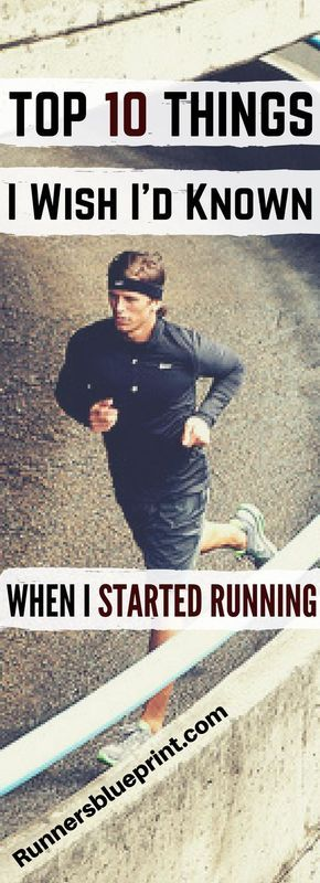 If you are thinking about starting a running program or are just taking your first few steps on your journey, then here are some of the things you need to know to ensure a smooth and safe transition to becoming a true runner http://www.runnersblueprint.com/things-i-wish-id-known-when-i-started-running/