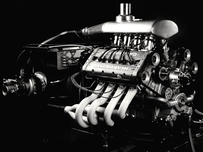 Callaway HH V8: America's Long Lost Indy 500 Engine - Corvette Online