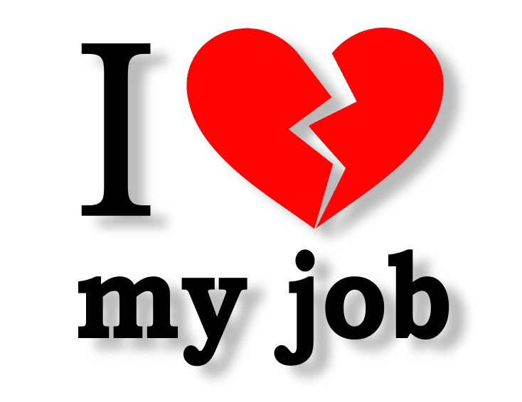 i hate my job Your new job isn't what you expected 4 things you should do when you hate your new job when people tell me they hate their new job.