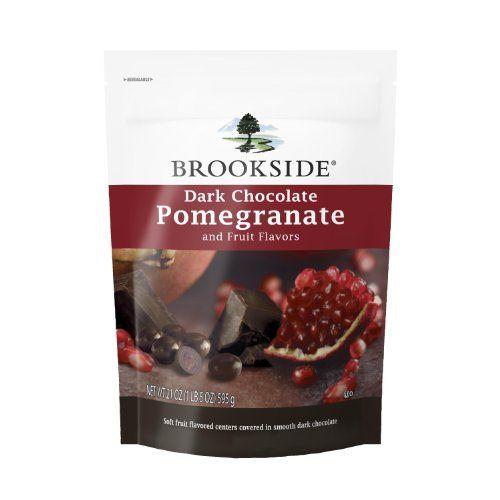 Brookside Dark Chocolate, Pomegranate and Fruit, 21 Ounce - http://bestchocolateshop.com/brookside-dark-chocolate-pomegranate-and-fruit-21-ounce/