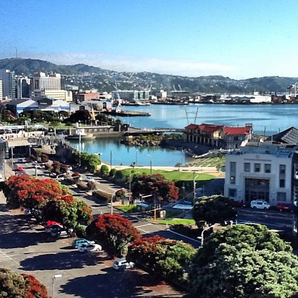 Amora Hotel Hotel in Wellington, NZ. This place is popular with Jet Setters. \ Courtesy of Jetpac City Guide