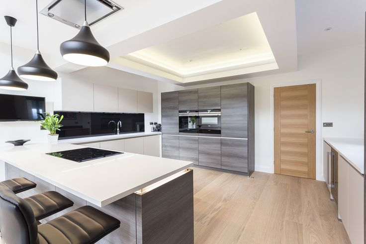 12 best Nolte Feel and Manhatten Handleless Kitchen images on ...