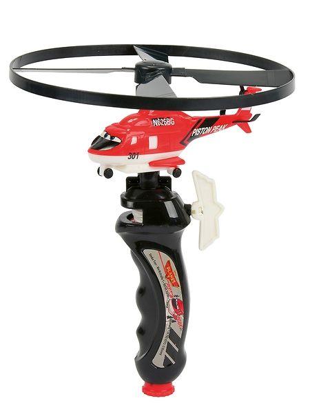 Lentsikat 2, Blade-helikopteri. Aseta Blade laukaisimeen, vedä narusta, ja helikopteri lähtee lentoon!