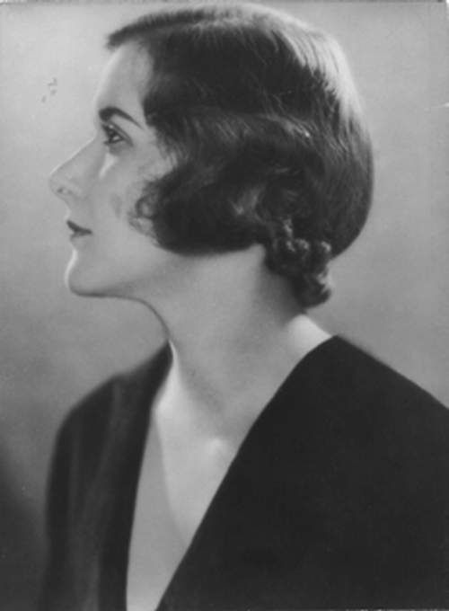 Aleta Freel 1907 1935 Was An American Stage And Occasional