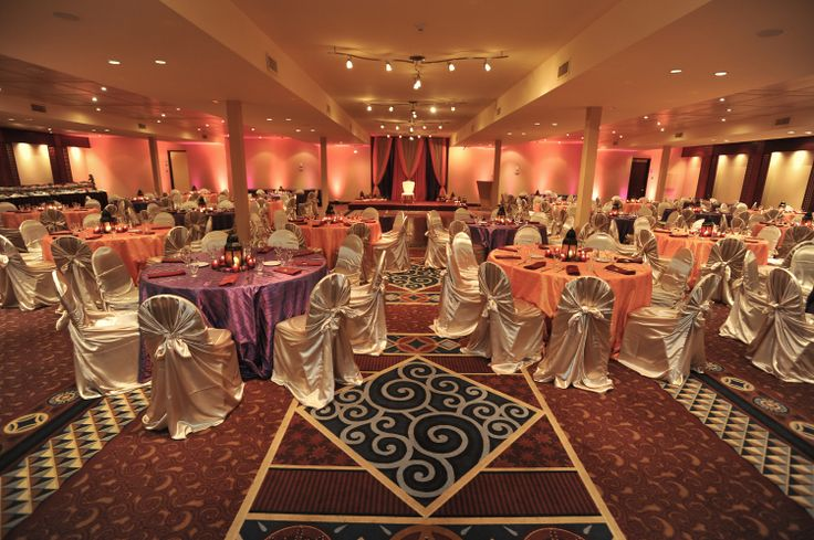 Plan your next big event here at Edmonton Hotel & Convention Centre