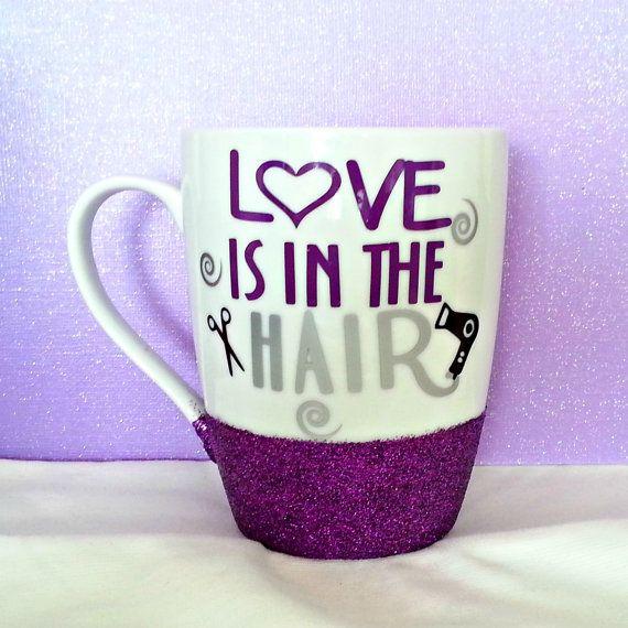 Hair Stylist Mug Hair Stylist Gift Hair by LoveInTheCityShop