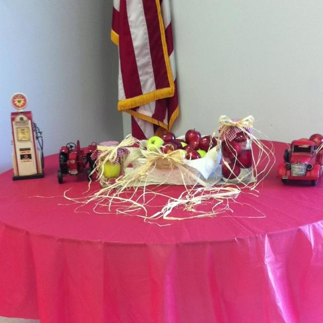 Church Homecoming Birthday Cake Cake Homecoming