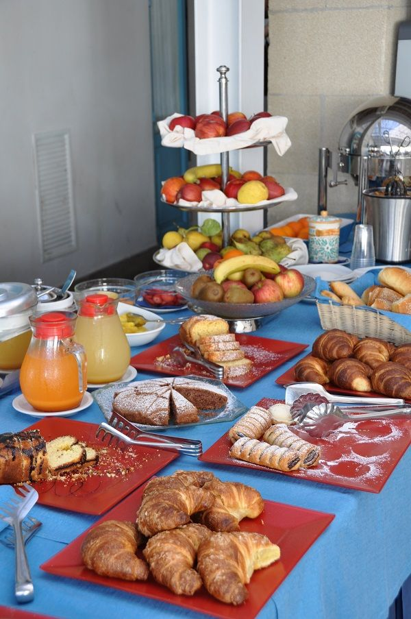 Een typisch Italiaans ontbijt