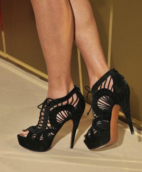 Azzedine Alaia. Hot ShoesBlack ...