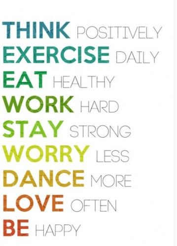 Motivational Fitness Quotes and Pictures