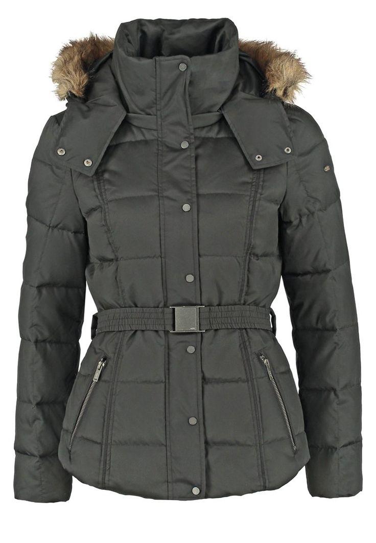 Vestes d'hiver edc by Esprit Doudoune - black noir: 65,00 €