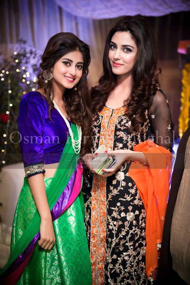 Wedding Pics Of Asma Abbas's Daughter