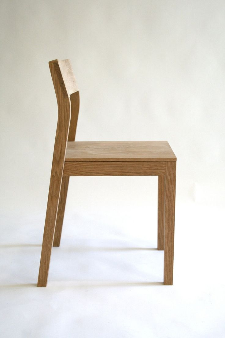 Modern wooden cafe chairs - Stackable Wood Dining Chair