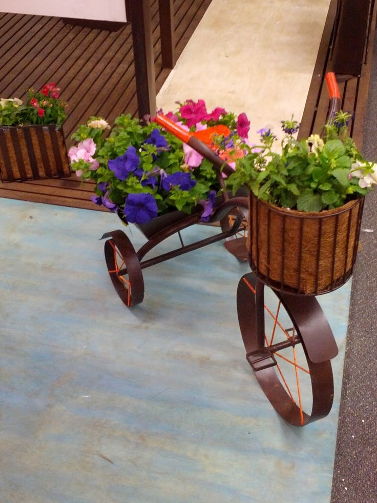 Portamatera triciclo