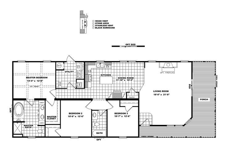 Covington la house plans house plans for Covington floor plan