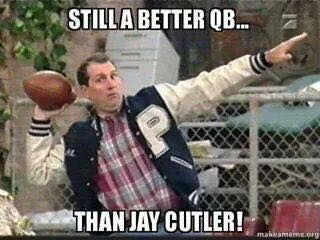 35 Best Memes of Jay Cutler & the Chicago Bears Getting Crushed by the Green Bay Packers | Sportige