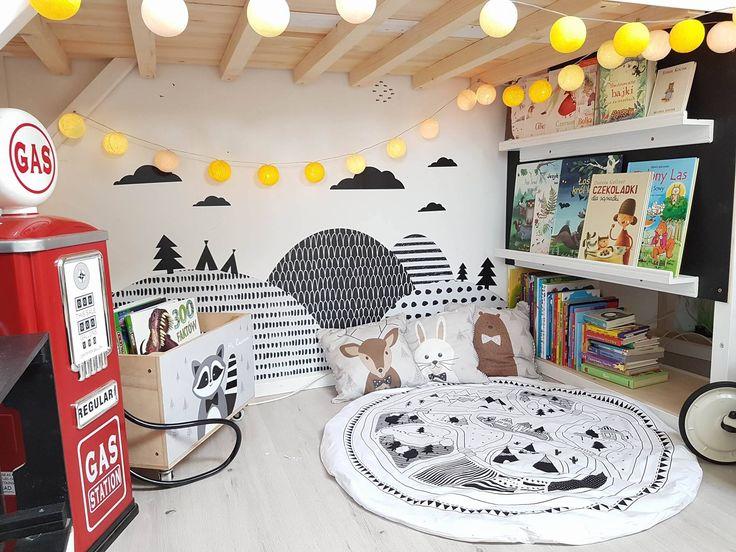 Kids Room designed and hand made by Wild One Design http://wild-one-design.com/